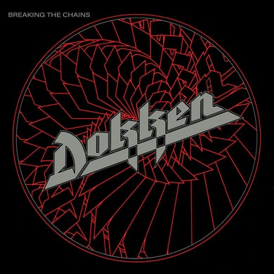 Dokken Breaking The Chains (180 Gram Translucen Vinyl Record