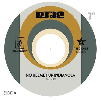 No helmet up indianola Vinyl Record