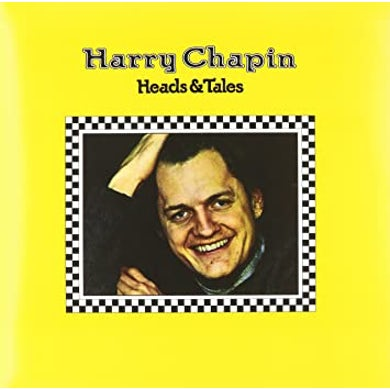Harry Chapin Heads & Tails Vinyl Record