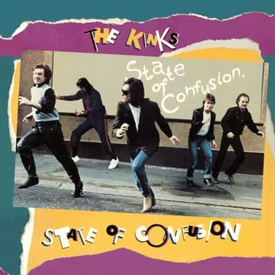 The Kinks State Of Confusion (Limited Edition) Vinyl Record
