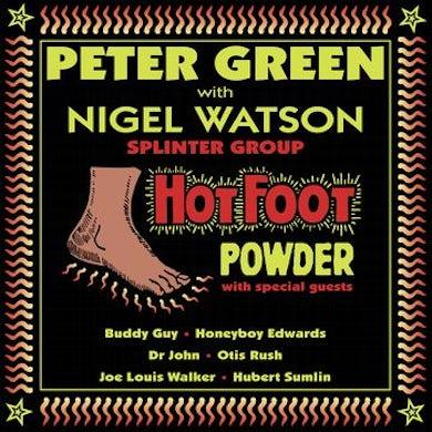 Peter Green Hot Foot Powder Vinyl Record
