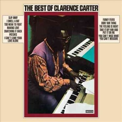 Best of Clarence Carter Vinyl Record
