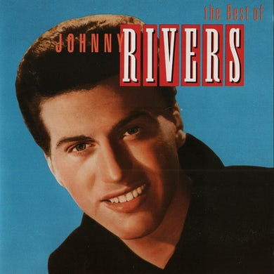 The Best Of Johnny Rivers   Greatest Hit Vinyl Record