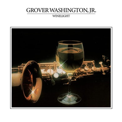 Grover Washington Jr. Winelight (180 Gram Burgundy Audiophile Vinyl Record