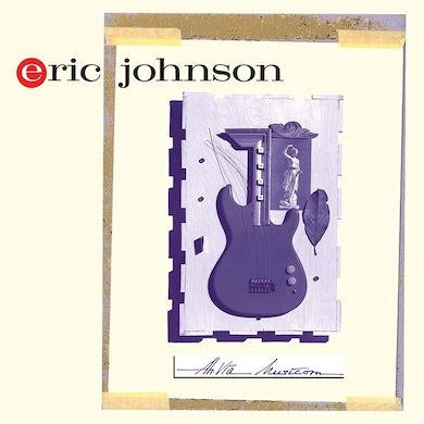 Eric Johnson Ah Via Musicom (180 Gram Translucent Gold Vinyl) Vinyl Record