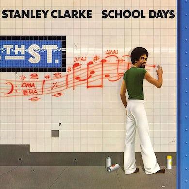 Stanley Clarke School Days (180 Gram Translucent Golden Vinyl Record