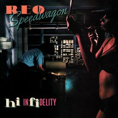 Reo Speedwagon Hi Infidelity Vinyl Record