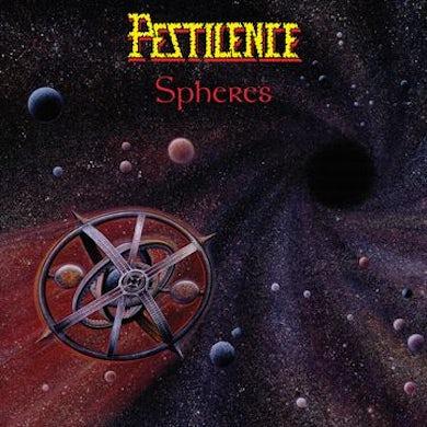 Pestilence Spheres Vinyl Record
