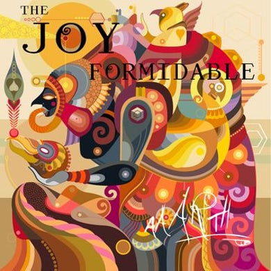 The Joy Formidable Aaarth Vinyl Record