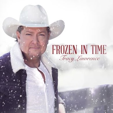 Tracy Lawrence Frozen In Time Vinyl Record