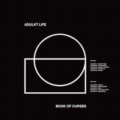 Adulkt Life Book Of Curses Vinyl Record