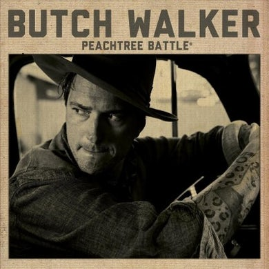Butch Walker Peachtree Battle Vinyl Record