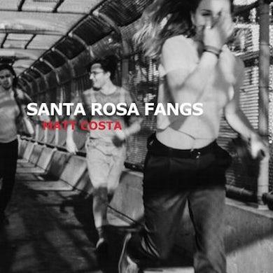 Matt Costa Santa Rosa Fangs Vinyl Record