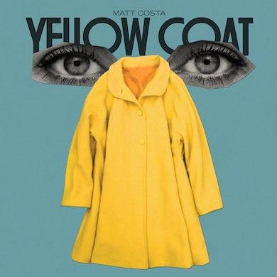 Matt Costa Yellow Coat Vinyl Record