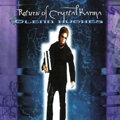 Glenn Hughes Return of Crystal Karma Vinyl Record