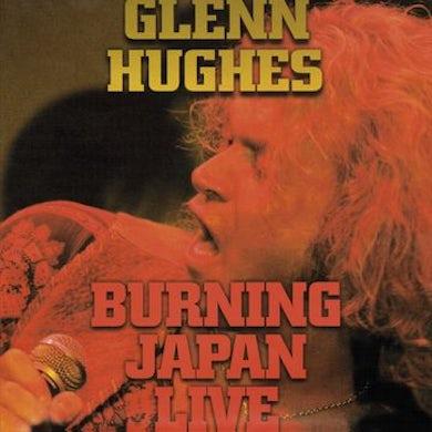 Glenn Hughes Burning Live Japan Vinyl Record