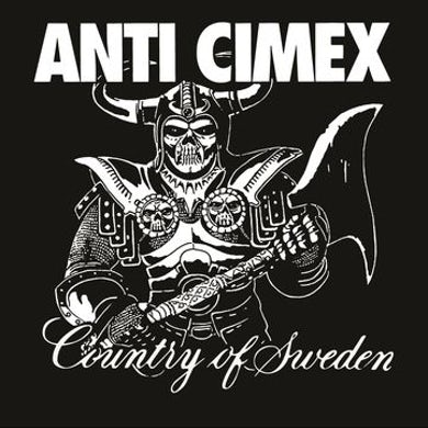 ANTI CIMEX Absolute: Country of Sweden Vinyl Record