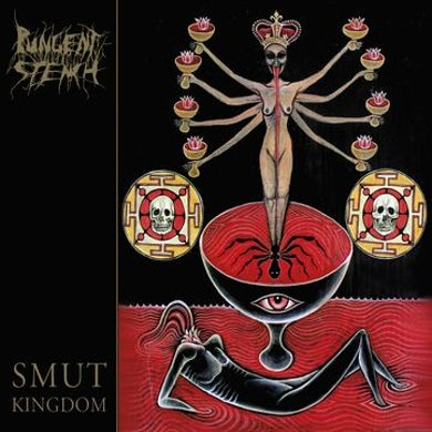 Pungent Stench Smut Kingdom Vinyl Record
