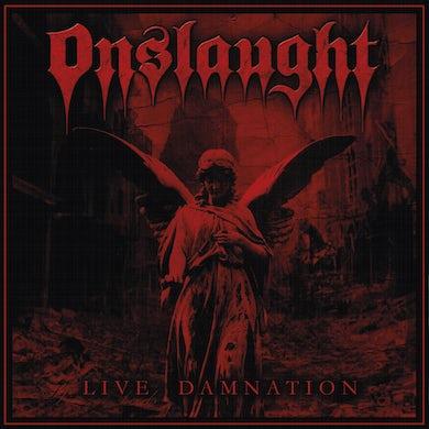 Live Damnation Vinyl Record