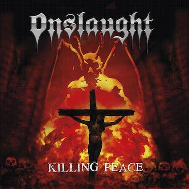 Killing Peace Vinyl Record