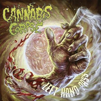 Cannabis Corpse Left Hand Pass (Ltd. Light Rose Vinyl Lp Vinyl Record