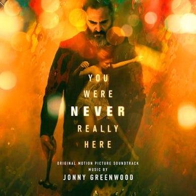 Jonny Greenwood You Were Never Really Here (OSC) Vinyl Record