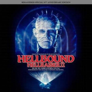 Hellraiser ll: Hellbound (OSC) Vinyl Record