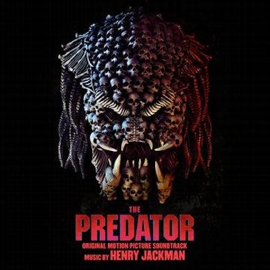 Henry Jackman Predator (OSC) Vinyl Record