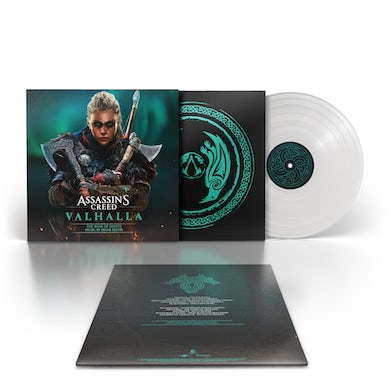 Assassin's Creed Valhalla: The Wave Of G Vinyl Record