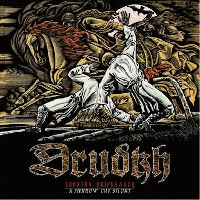 Drudkh Furrow Cut Short Vinyl Record