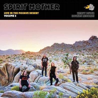 Spirit Mother Live In The Mojave Desert Vinyl Record