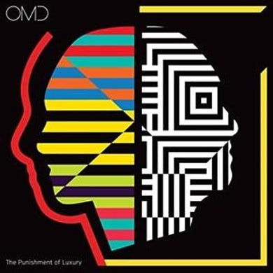 Orchestral Manoeuvres in the Dark Punishment Of Luxury Vinyl Record