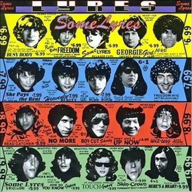 Some Lyres Vinyl Record