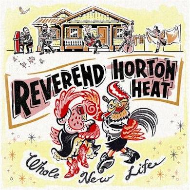 The Reverend Horton Heat Whole New Life Vinyl Record