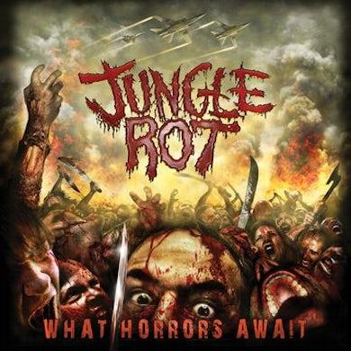 Jungle Rot What Horrors Await Vinyl Record