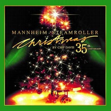 Mannheim Steamroller Christmas Vinyl Record
