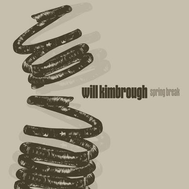Will Kimbrough Spring Break Vinyl Record