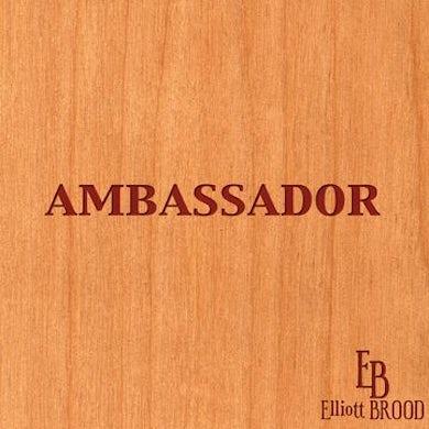 Elliott Brood Ambassador Vinyl Record