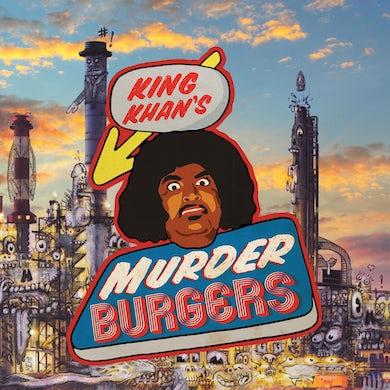 Murderburgers Vinyl Record