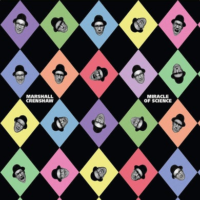 Marshall Crenshaw Miracle of Science Vinyl Record
