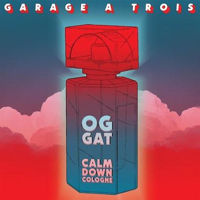 Calm Down Cologne Vinyl Record