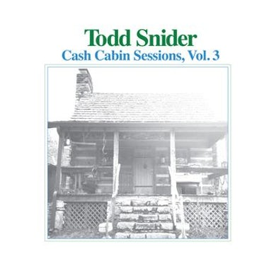 Cash Cabin Sessions, Vol. 3 Vinyl Record