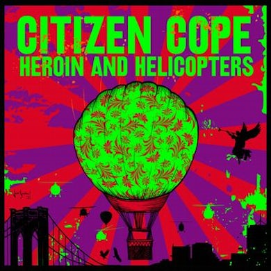 Heroin And Helicopters Vinyl Record
