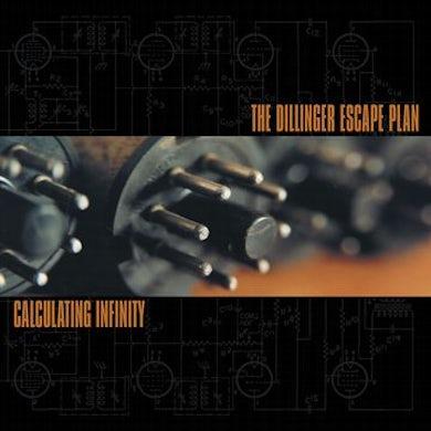 Dillinger Escape Plan Calculating Infinity Vinyl Record