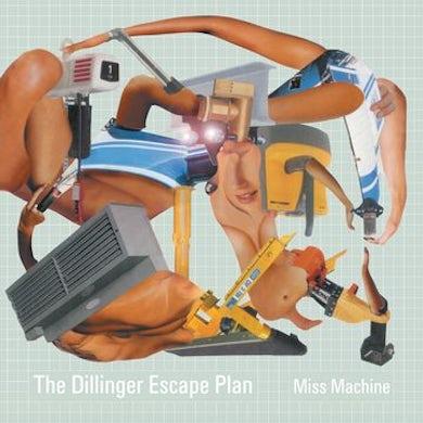 Dillinger Escape Plan Miss Machine Vinyl Record