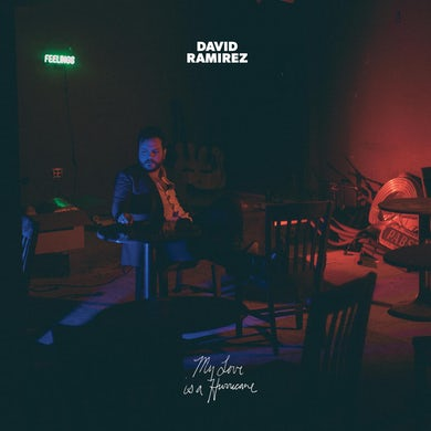 David Ramirez My Love Is A Hurricane Vinyl Record
