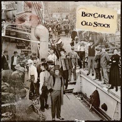 Ben Caplan Old Stock Vinyl Record