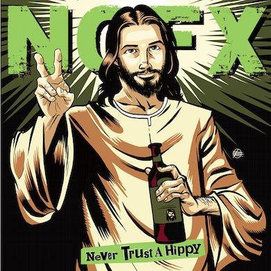 Nofx Never Trust A Hippy Vinyl Record