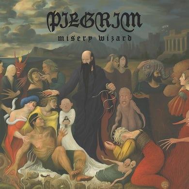 Pilgrim Misery Wizard Vinyl Record