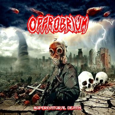 OPPROBRIUM Supernatural Death Vinyl Record